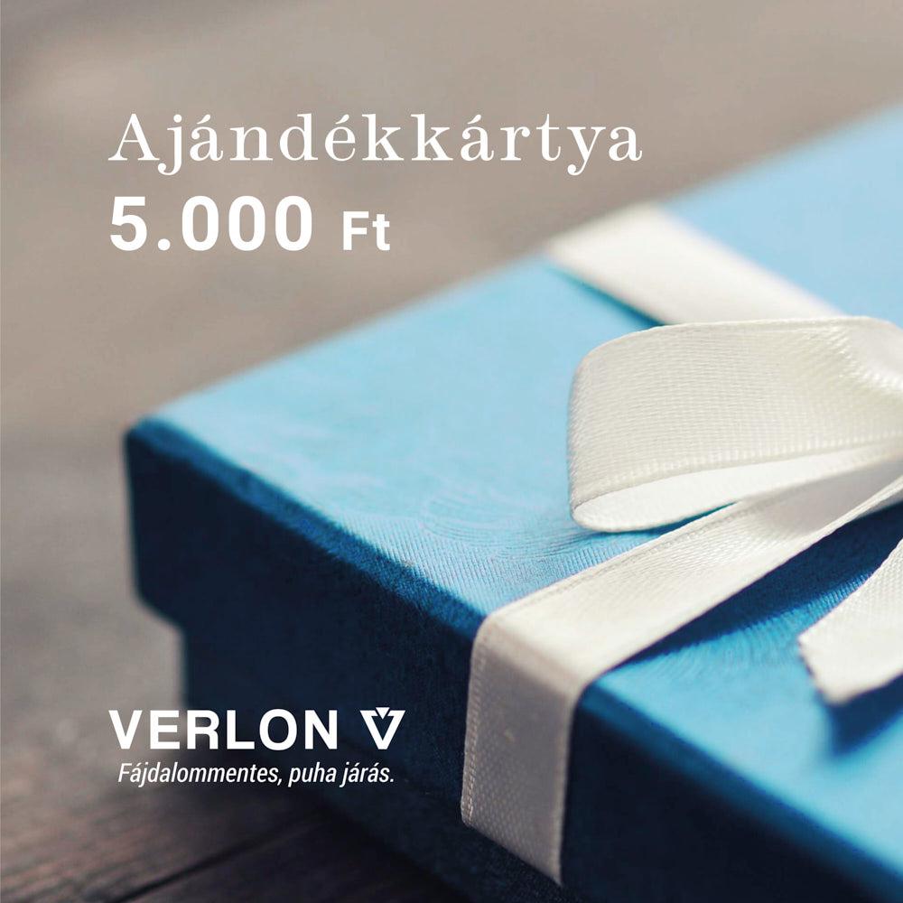 VERLON---Ajándékkártya-5000Ft---2017-3000x