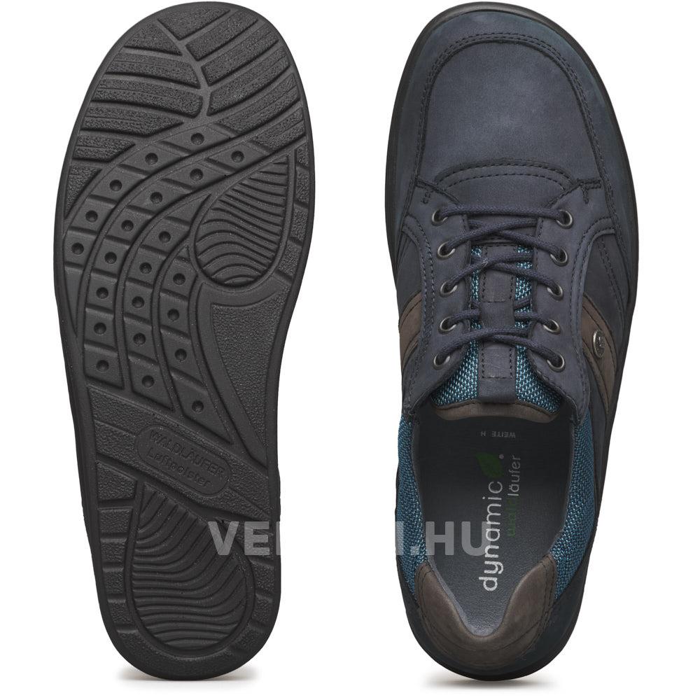 Waldlaufer-Dynamic-gördülő-talpú-középkék-férfi-félcipő-482013-304-935-04